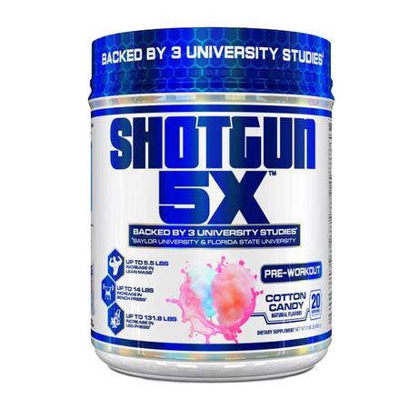 VPX Sports Shotgun 5X Bottle