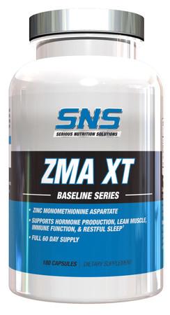 SNS ZMA XT Bottle