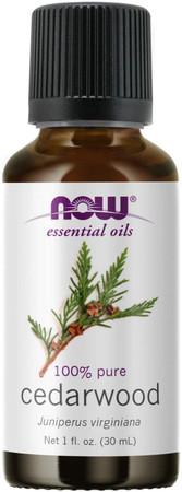 Now Cedarwood Oil bottle
