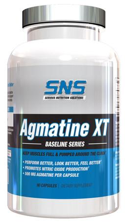 SNS Agmatine XT Bottle