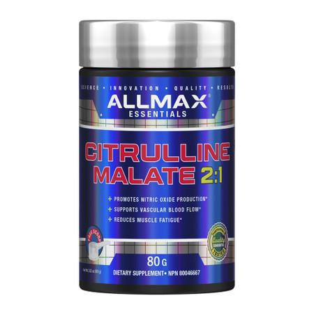 AllMax Nutrition Citrulline Malate 2:1 Bottle