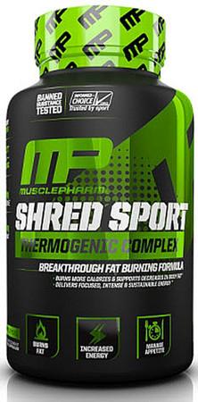 MusclePharm Shred Sport Bottle