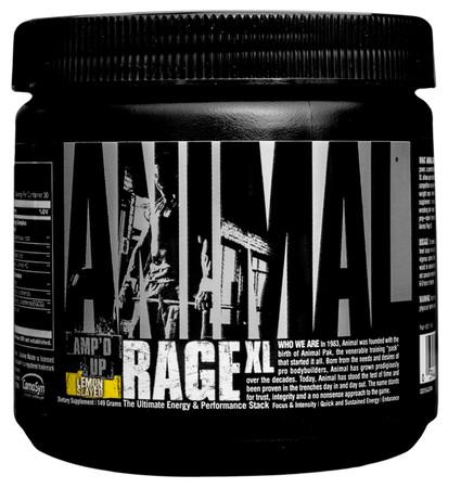 Animal Rage XL Bottle