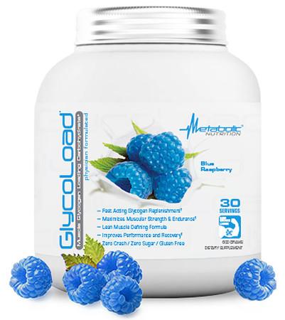 Metabolic Nutrition Glycoload Bottle