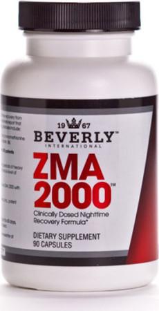 Beverly International ZMA 2000 Bottle