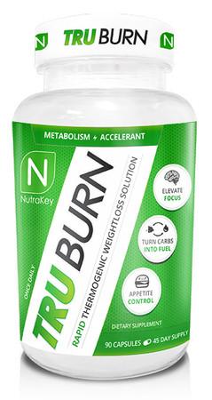 NutraKey Tru Burn Bottle