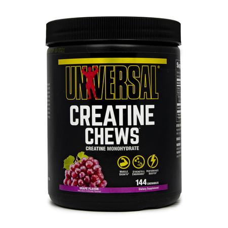 Universal Nutrition Creatine Chews Bottle