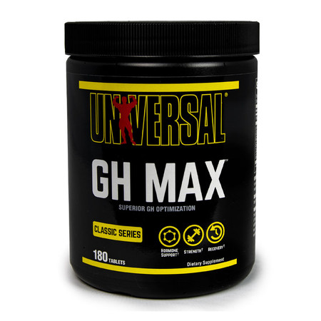 Universal Nutrition GH Max Bottle