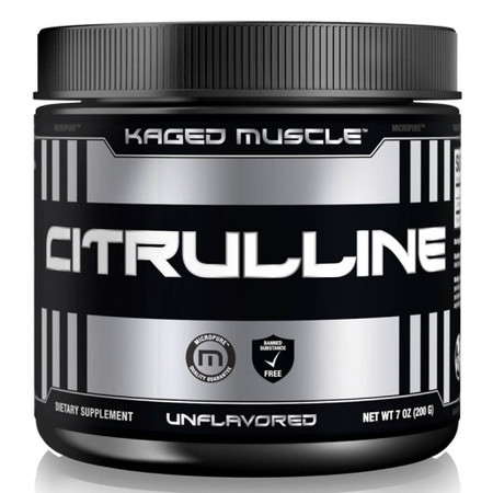 Kaged Muscle Citrulline Bottle