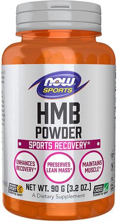 Now Sports HMB Powder bottle