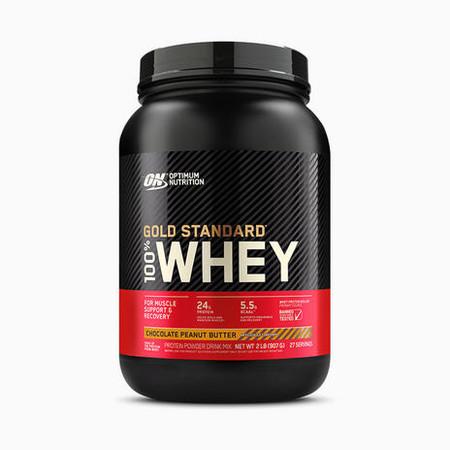 Optimum Nutrition Gold Standard 100% Whey Protein Bottle