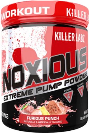 Killer Labz Noxious Bottle
