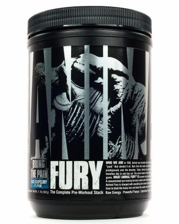 Animal Fury Bottle