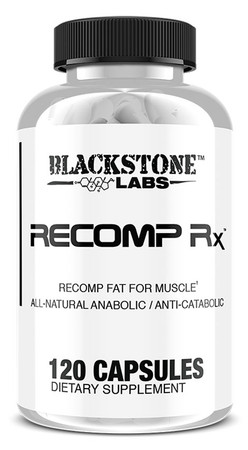 Blackstone Labs Recomp Rx Bottle