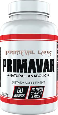Primeval Labs Primavar Bottle