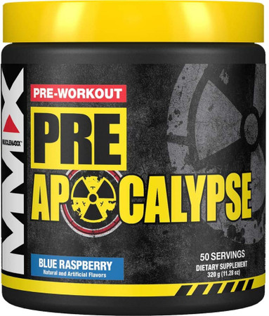 MMX Pre Apocalypse