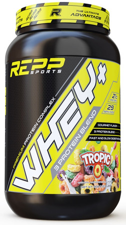 Repp Sports Whey+