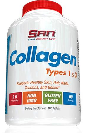 SAN Collagen Types 1 & 3 Tablets Bottle