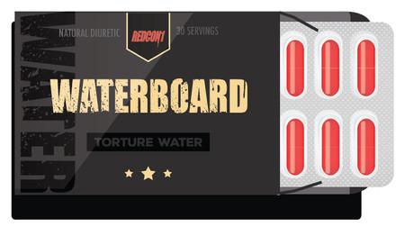 Redcon1 Waterboard Tablets