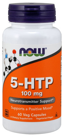 Now 5-HTP 100mg