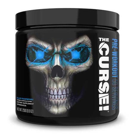 JNX Sports The Curse Pre-Workout Bottle