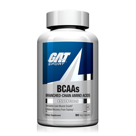 GAT Sport BCAAs Bottle