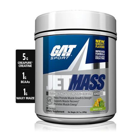GAT Sport JetMASS Bottle