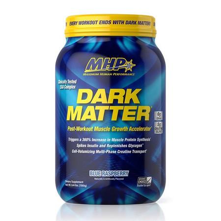 MHP Dark Matter Bottle