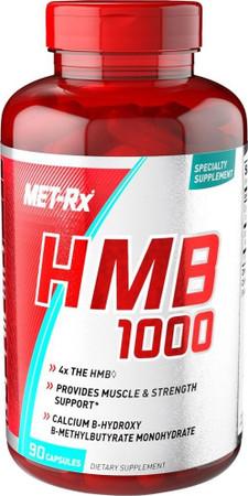 MET-RX HMB 1000 Bottle