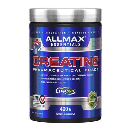 ALLMAX Nutrition 100% Pure German Creatine Bottle