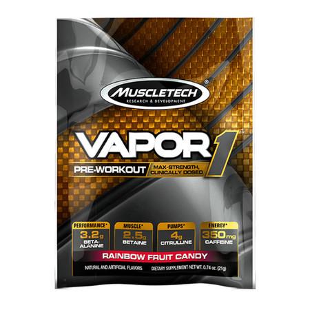 MuscleTech Vapor1 Pre-Workout Bottle