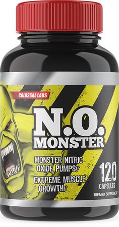 Colossal Labs N.O. Monster Bottle