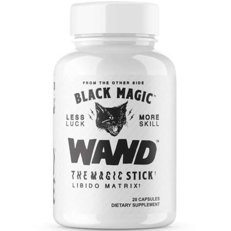 Black Magic Wand Bottle