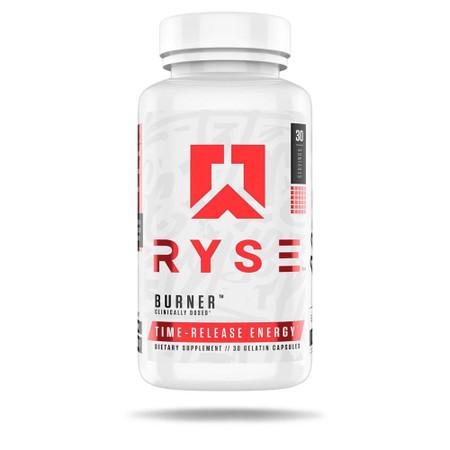 Ryse Supplements Burner Bottle