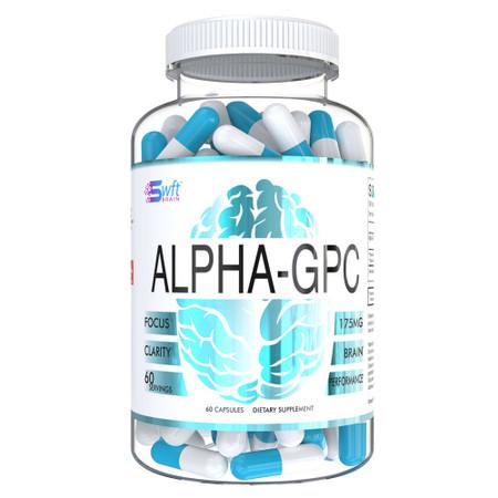 SWFT Stims Alpha-GPC Bottle
