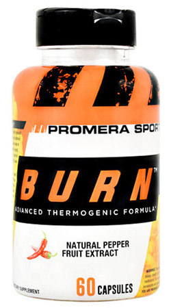 ProMera Sports Burn Capsules Bottle