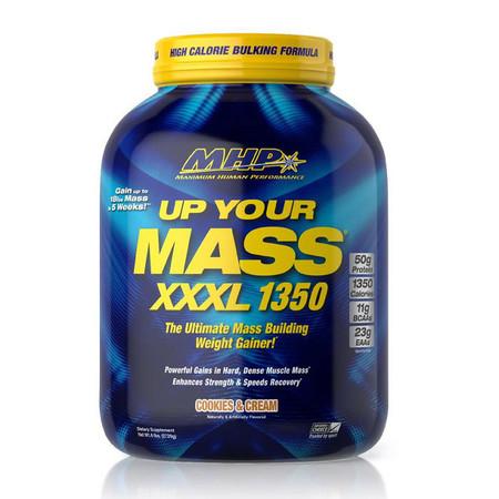 MHP Up Your Mass XXXL 1350 Bottle
