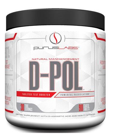 Purus Labs D-Pol Tablets Bottle