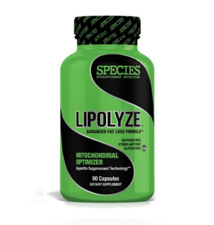 Species Nutrition Lipolyze Bottle