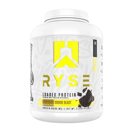 Ryse Supplements Loaded Protein Bottle
