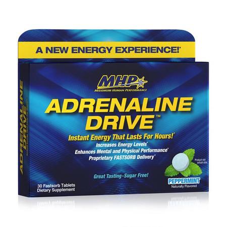 MHP Adrenaline Drive Box