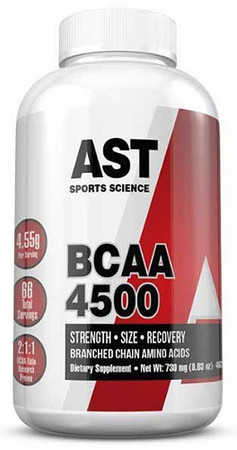 AST BCAA 4500 Bottle