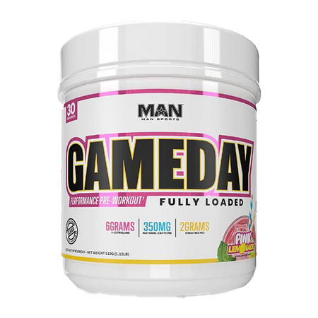 MAN Sports Game Day Bottle