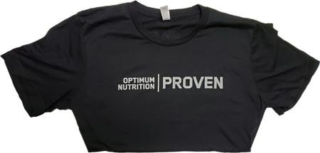 Optimum Nutrition Proven Black Tee