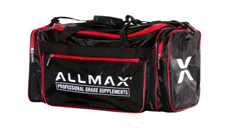 ALLMAX Nutrition Premium Fitness Gym Bag