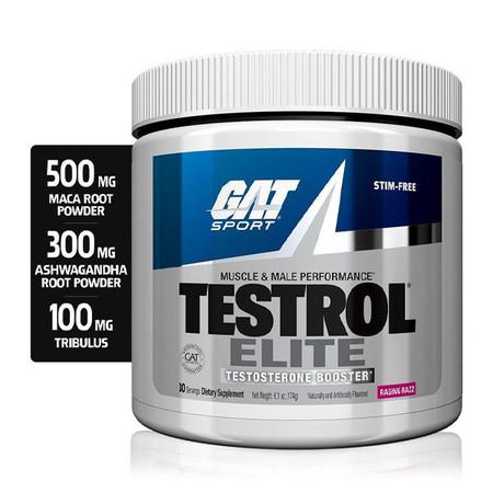GAT Sport Testrol Elite Bottle