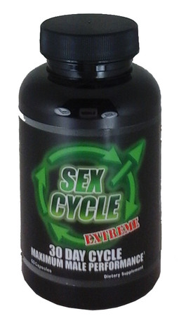 Colossal Labs Sex Cycle Bottle