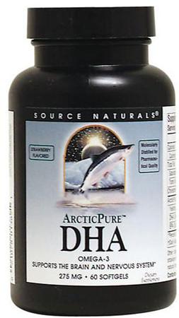Source Naturals ArcticPure DHA Omega-3