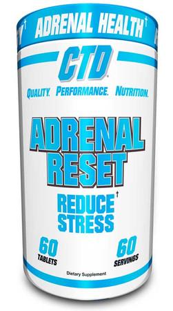 CTD Sports Adrenal Reset Bottle