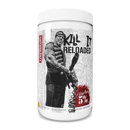5% Nutrition Kill It Reloaded Pre-Workout bottle